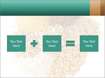 Different kinds of cereals PowerPoint Templates - Slide 95