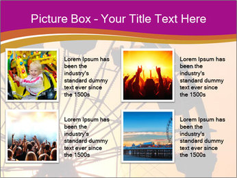Silhouette of ferris PowerPoint Templates - Slide 14