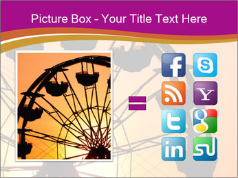 Silhouette of ferris PowerPoint Templates - Slide 21