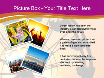 Silhouette of ferris PowerPoint Templates - Slide 23