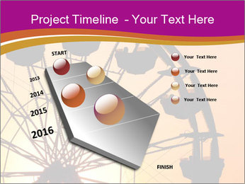 Silhouette of ferris PowerPoint Templates - Slide 26