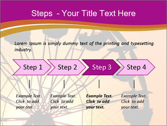Silhouette of ferris PowerPoint Templates - Slide 4