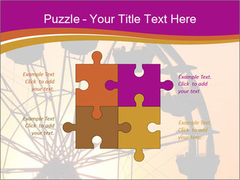 Silhouette of ferris PowerPoint Templates - Slide 43