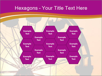 Silhouette of ferris PowerPoint Templates - Slide 44