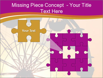 Silhouette of ferris PowerPoint Templates - Slide 45