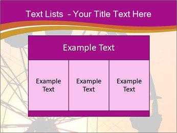 Silhouette of ferris PowerPoint Template - Slide 59