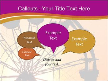 Silhouette of ferris PowerPoint Template - Slide 73