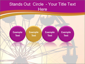 Silhouette of ferris PowerPoint Templates - Slide 76