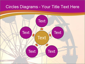Silhouette of ferris PowerPoint Templates - Slide 78