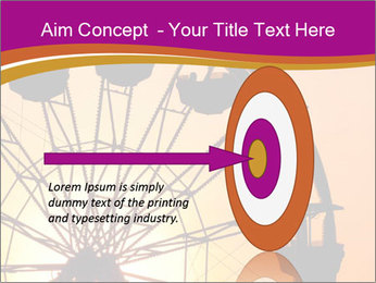 Silhouette of ferris PowerPoint Templates - Slide 83