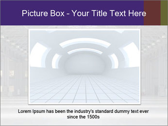 Empty storehouse PowerPoint Template - Slide 15