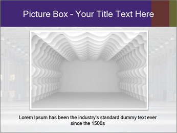 Empty storehouse PowerPoint Template - Slide 16