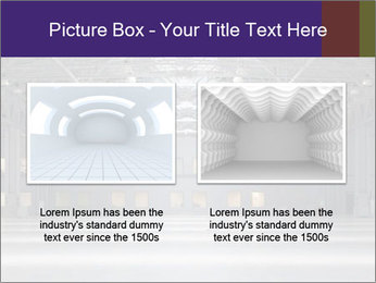 Empty storehouse PowerPoint Template - Slide 18