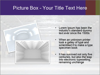 Empty storehouse PowerPoint Template - Slide 20