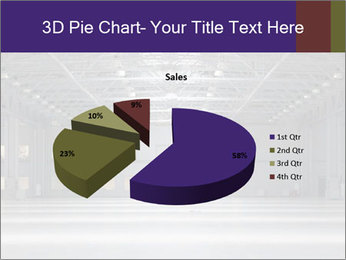 Empty storehouse PowerPoint Template - Slide 35