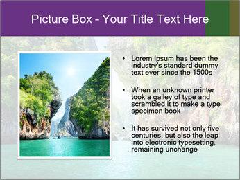 Rocks PowerPoint Template - Slide 13
