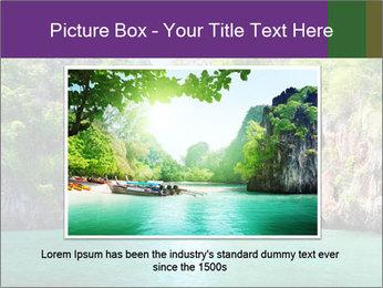 Rocks PowerPoint Template - Slide 15