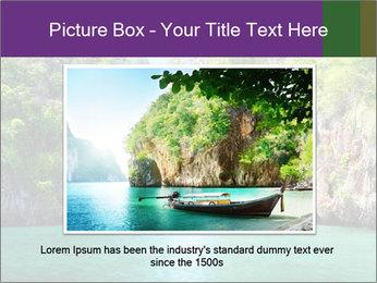 Rocks PowerPoint Template - Slide 16