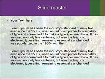 Rocks PowerPoint Template - Slide 2