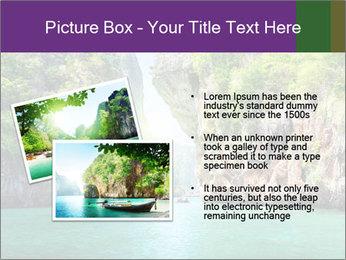 Rocks PowerPoint Template - Slide 20
