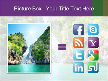 Rocks PowerPoint Template - Slide 21