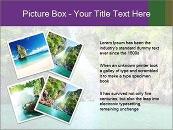Rocks PowerPoint Template - Slide 23