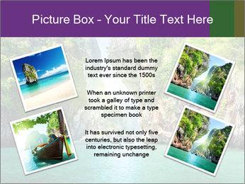 Rocks PowerPoint Template - Slide 24