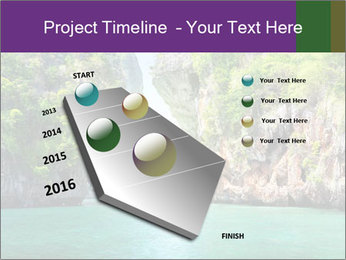 Rocks PowerPoint Template - Slide 26