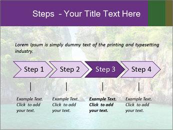 Rocks PowerPoint Template - Slide 4
