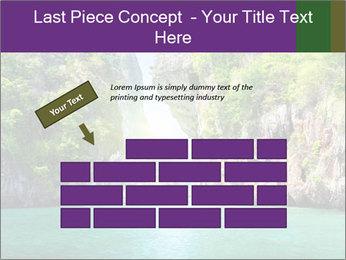 Rocks PowerPoint Template - Slide 46