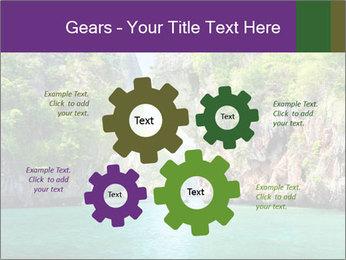 Rocks PowerPoint Template - Slide 47