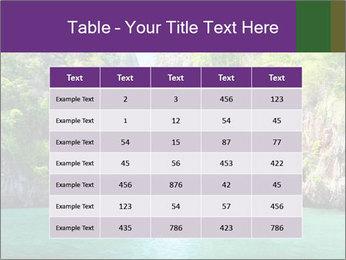 Rocks PowerPoint Template - Slide 55