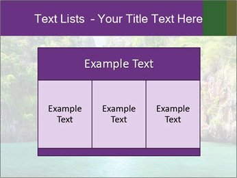 Rocks PowerPoint Template - Slide 59