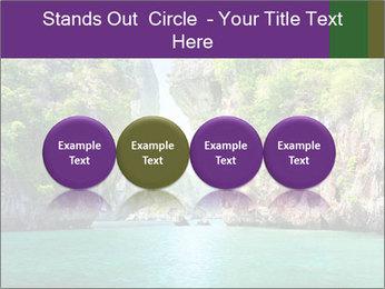 Rocks PowerPoint Template - Slide 76