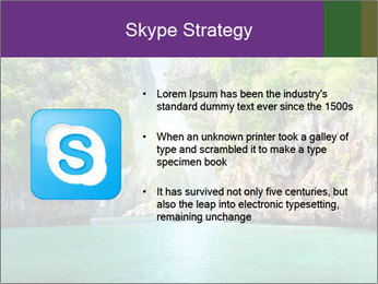 Rocks PowerPoint Template - Slide 8