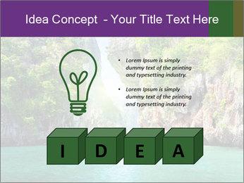Rocks PowerPoint Template - Slide 80