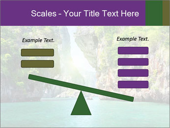 Rocks PowerPoint Template - Slide 89