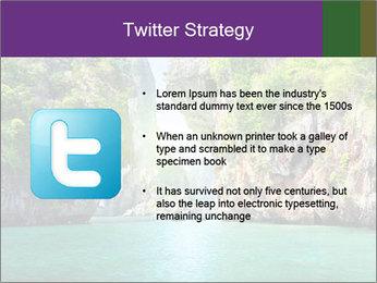 Rocks PowerPoint Template - Slide 9