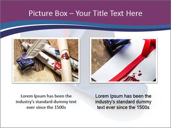 Mailbox PowerPoint Template - Slide 18