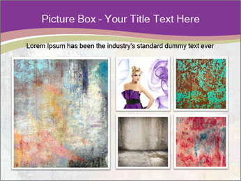 Color grunge PowerPoint Templates - Slide 19