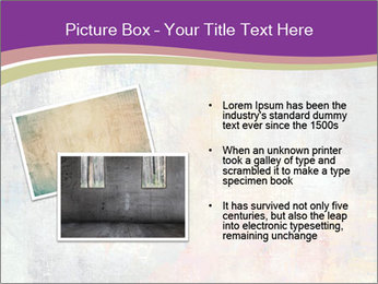Color grunge PowerPoint Templates - Slide 20