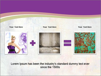 Color grunge PowerPoint Templates - Slide 22