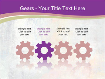 Color grunge PowerPoint Templates - Slide 48