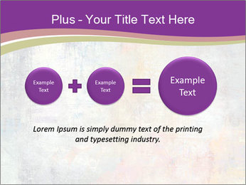 Color grunge PowerPoint Templates - Slide 75