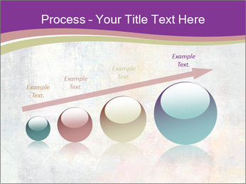 Color grunge PowerPoint Templates - Slide 87
