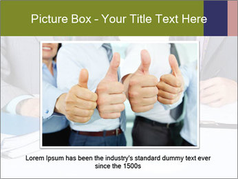 Two business people PowerPoint Templates - Slide 15