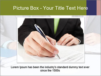 Two business people PowerPoint Templates - Slide 16