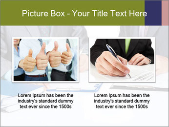 Two business people PowerPoint Templates - Slide 18