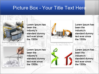 Old town PowerPoint Template - Slide 14