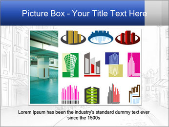 Old town PowerPoint Template - Slide 15